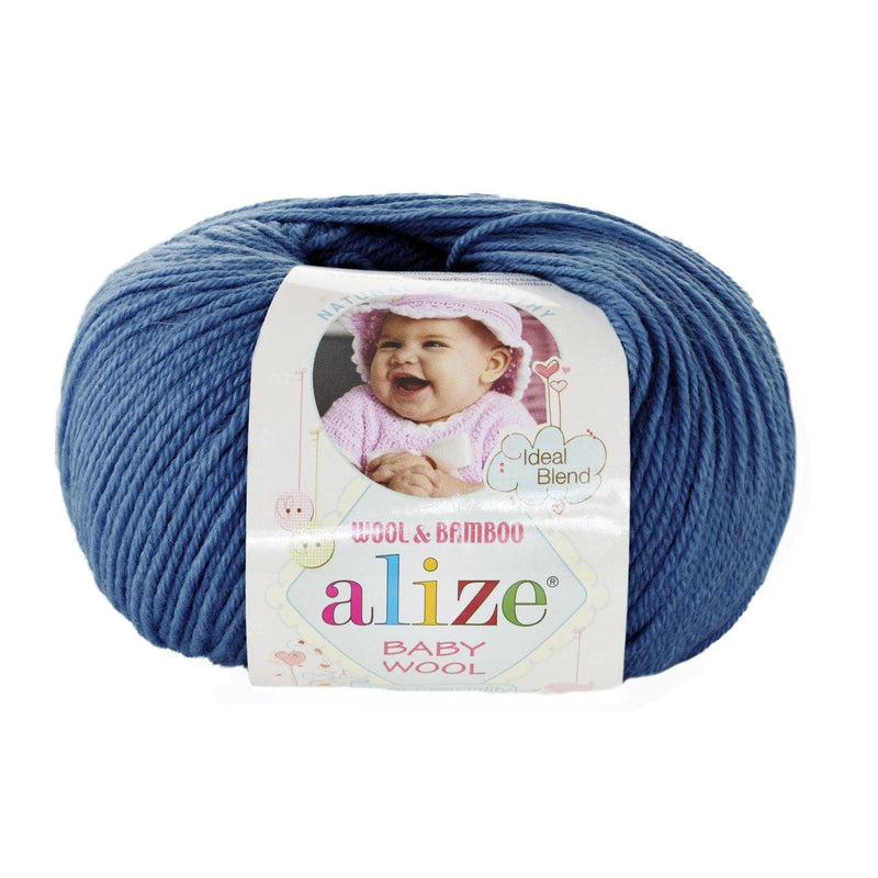 Alize Baby Wool Alize Baby Wool / Midnight Blue (279)
