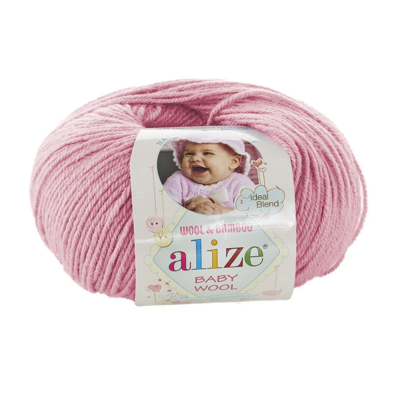 Alize Baby Wool Alize Baby Wool / Pink (194)