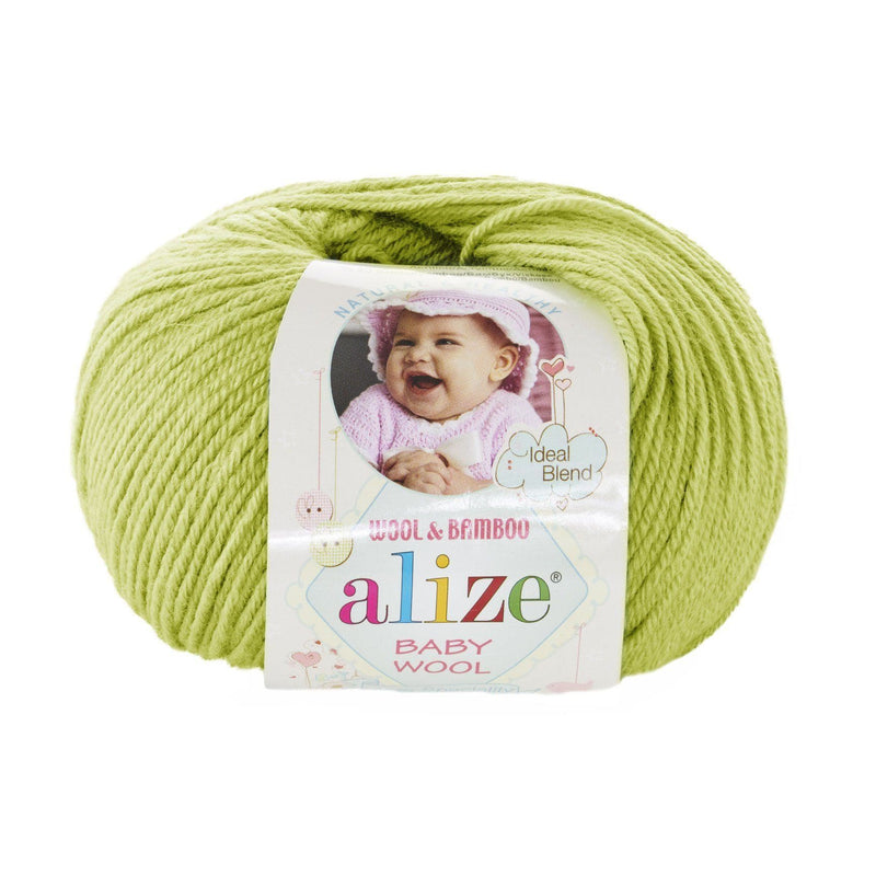 Alize Baby Wool Alize Baby Wool / Pistachio (612)