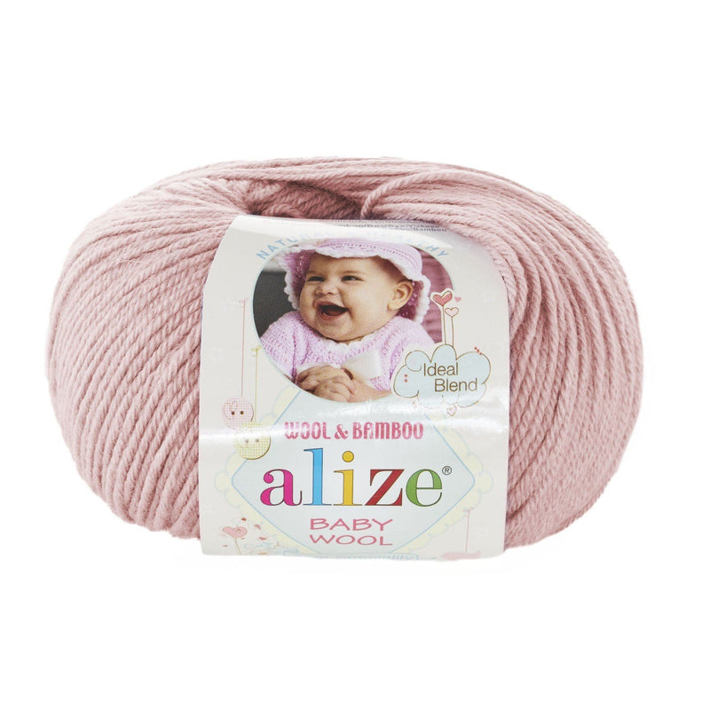 Alize Baby Wool Alize Baby Wool / Powder (161)