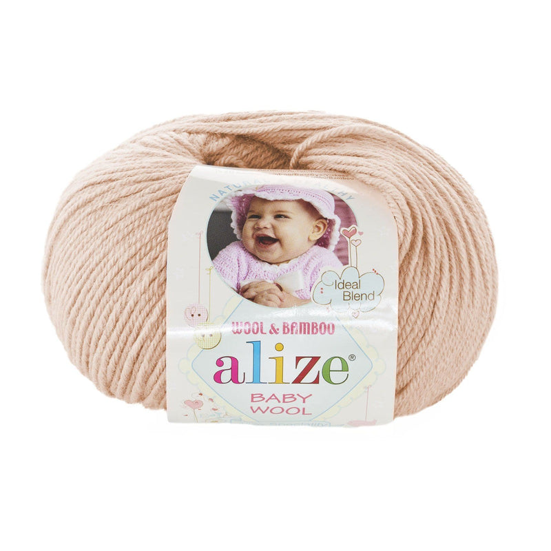Alize Baby Wool Alize Baby Wool / Powder (382)