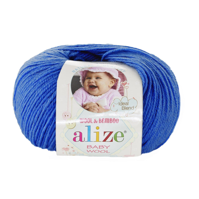 Alize Baby Wool Alize Baby Wool / Azul Real (141)