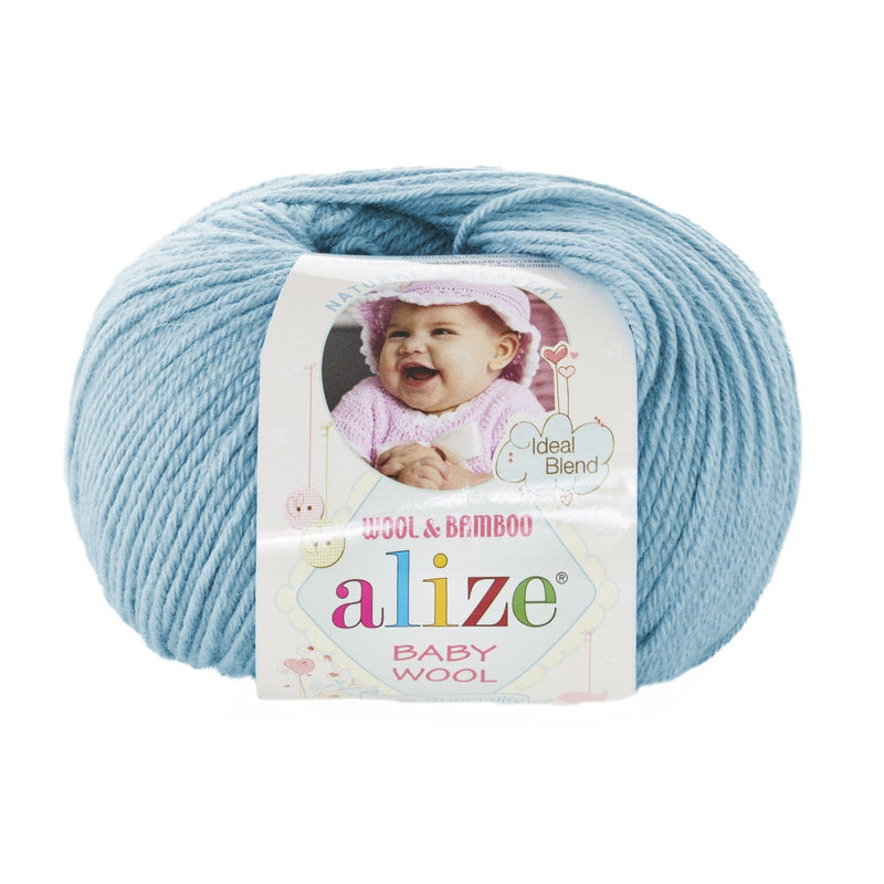 Alize Baby Wool Alize Baby Wool / Turquoise (128)