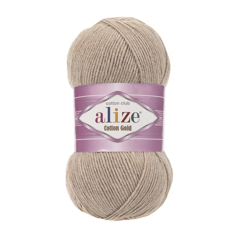 Alize Cotton Gold Alize Cotton Gold / Beige Melange (152)