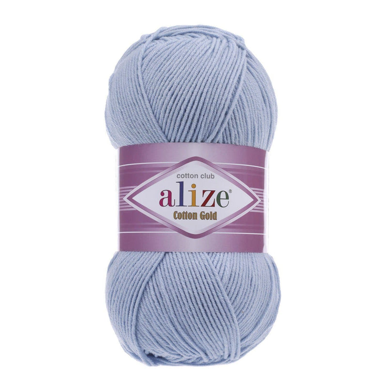 Alize Cotton Gold Alize Cotton Gold / Blue (40)