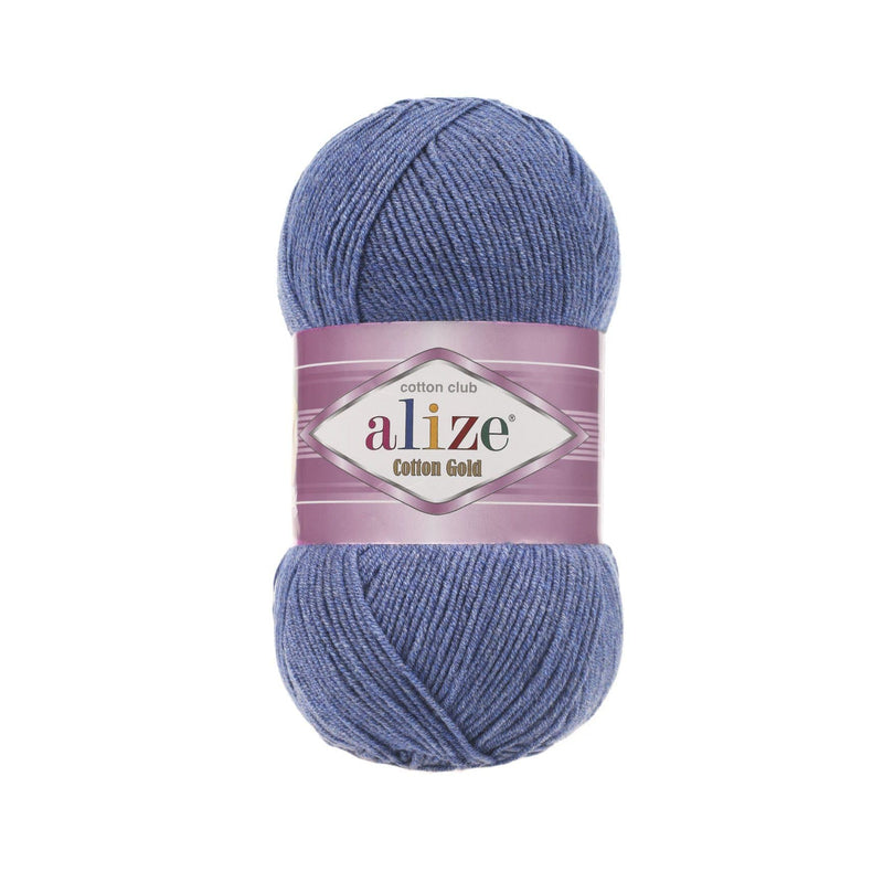 Alize Cotton Gold Alize Cotton Gold / Blue Melange (374)