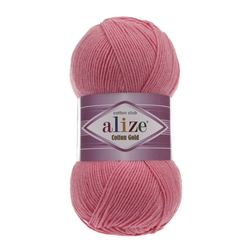 Alize Cotton Gold Alize Cotton Gold / Candy Pink (33)
