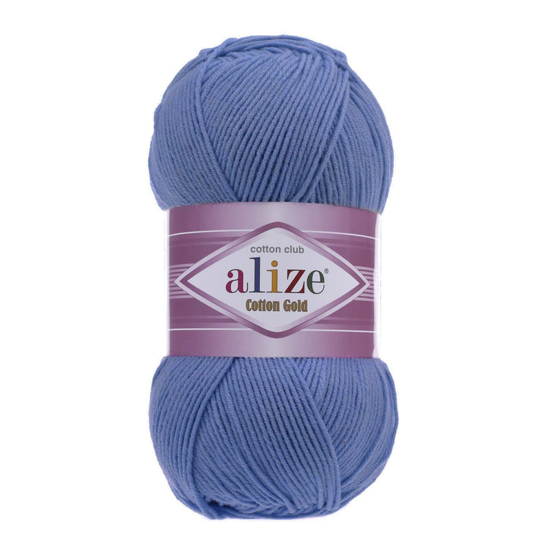 Alize Cotton Gold Alize Cotton Gold / Electric Blue (236)