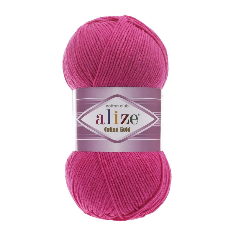Alize Cotton Gold Alize Cotton Gold / Fuchsia (149)