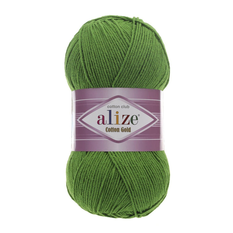 Alize Cotton Gold Alize Cotton Gold / Grass (126)