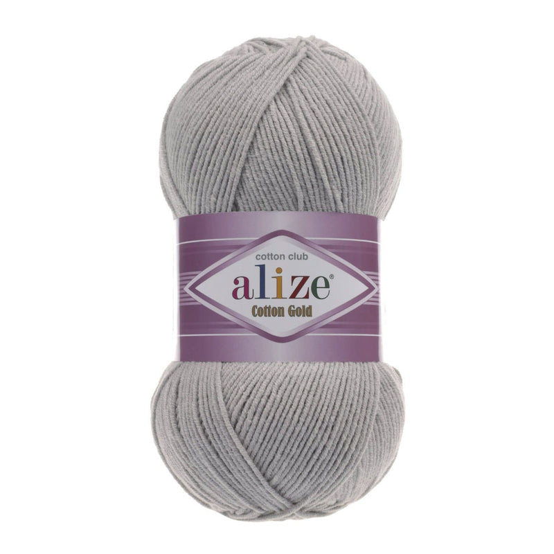 Alize Cotton Gold Alize Cotton Gold / Grey Melange (21)