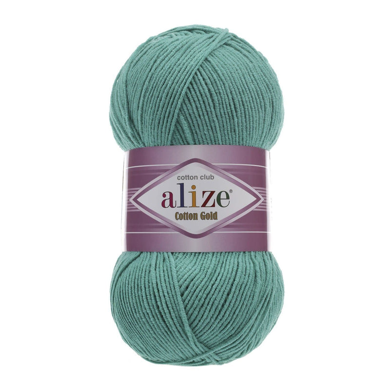 Alize Cotton Gold Alize Cotton Gold / Jade (610)