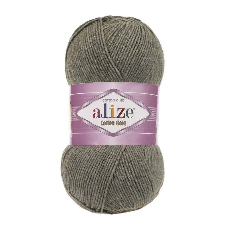 Alize Cotton Gold Alize Cotton Gold / Khaki Melange (270)