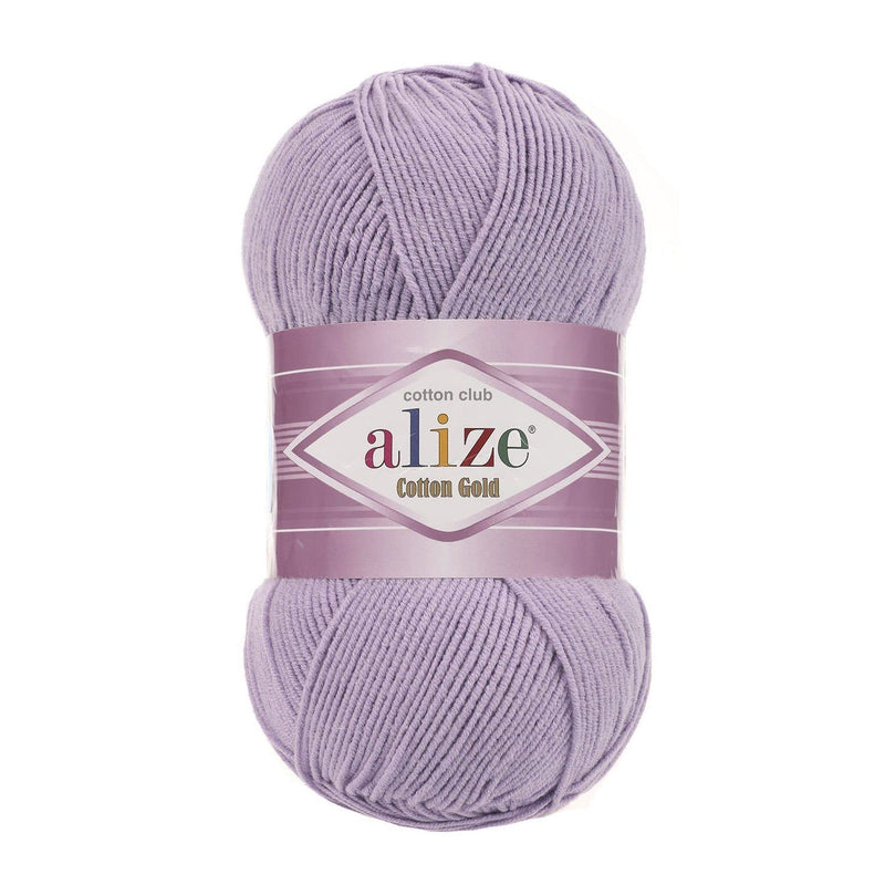 Alize Cotton Gold Alize Cotton Gold / Lilac (166)
