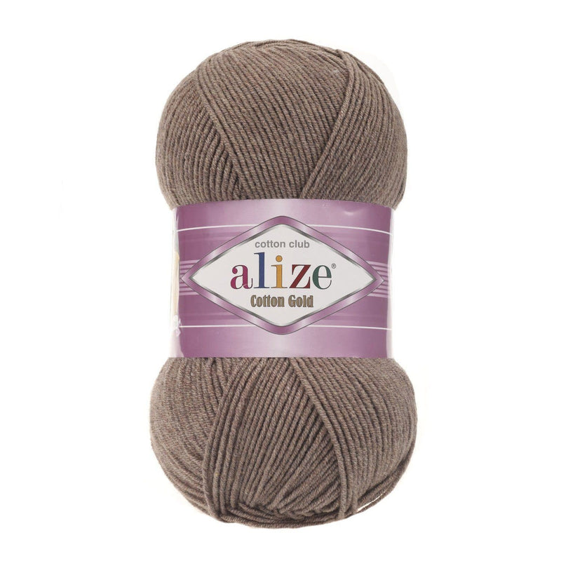Alize Cotton Gold Alize Cotton Gold / Milky Brown Melange (688)