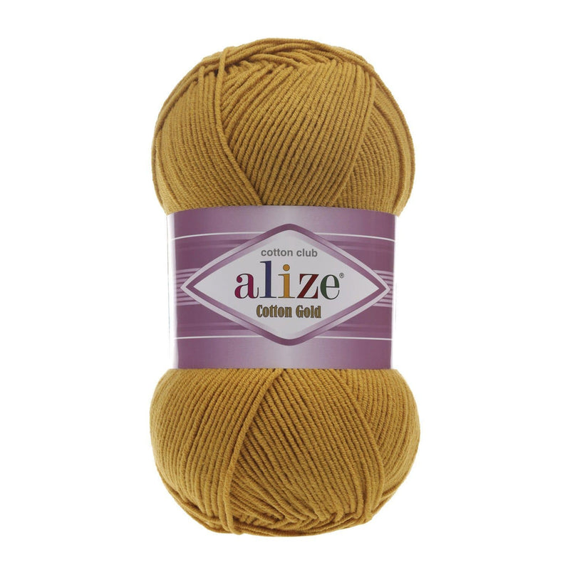 Alize Cotton Gold Alize Cotton Gold / Mustard (2)