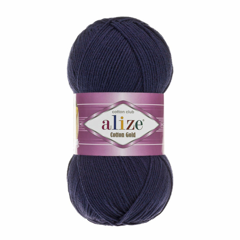 Alize Cotton Gold Alize Cotton Gold / Navy (58)