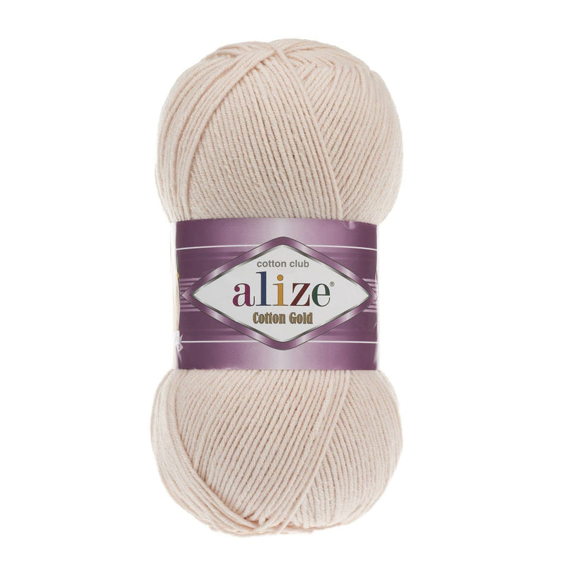 Alize Cotton Gold Alize Cotton Gold / Nude (382)