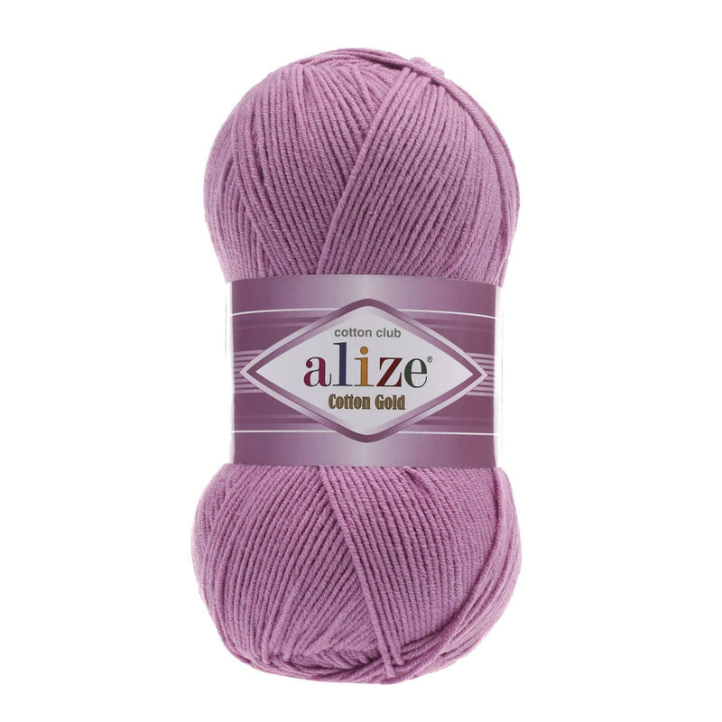 Alize Cotton Gold Alize Cotton Gold / Pink (98)
