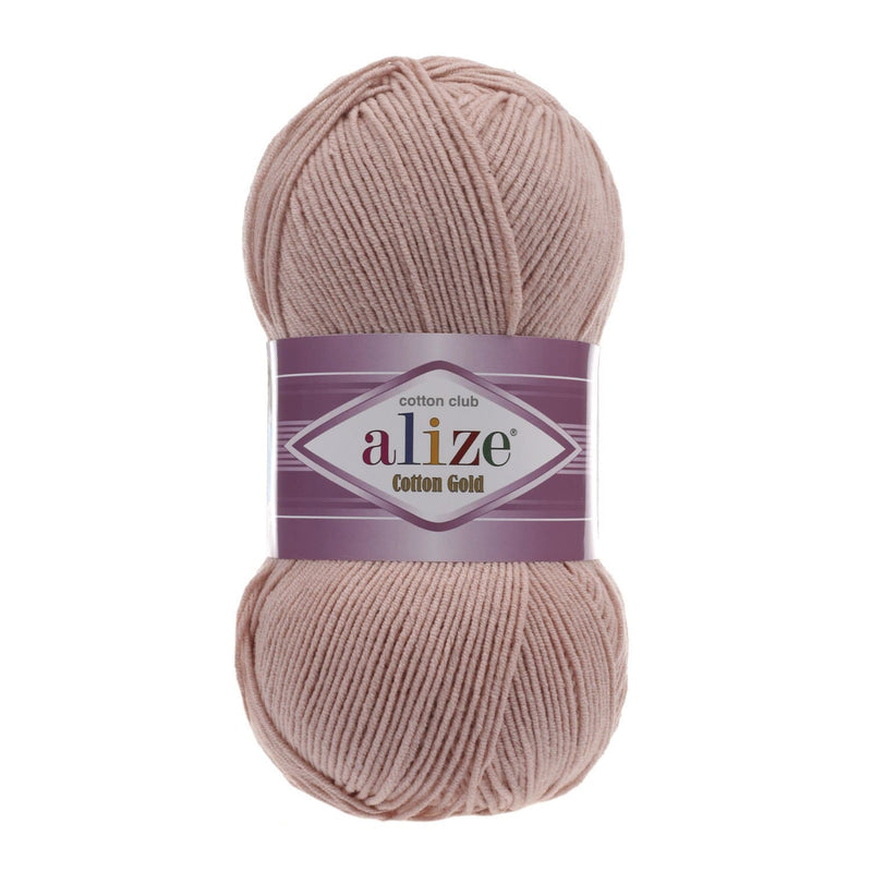 Alize Cotton Gold Alize Cotton Gold / Powder (161)