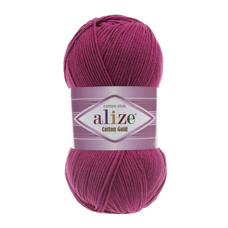 Alize Cotton Gold Alize Cotton Gold / Ruby (649)