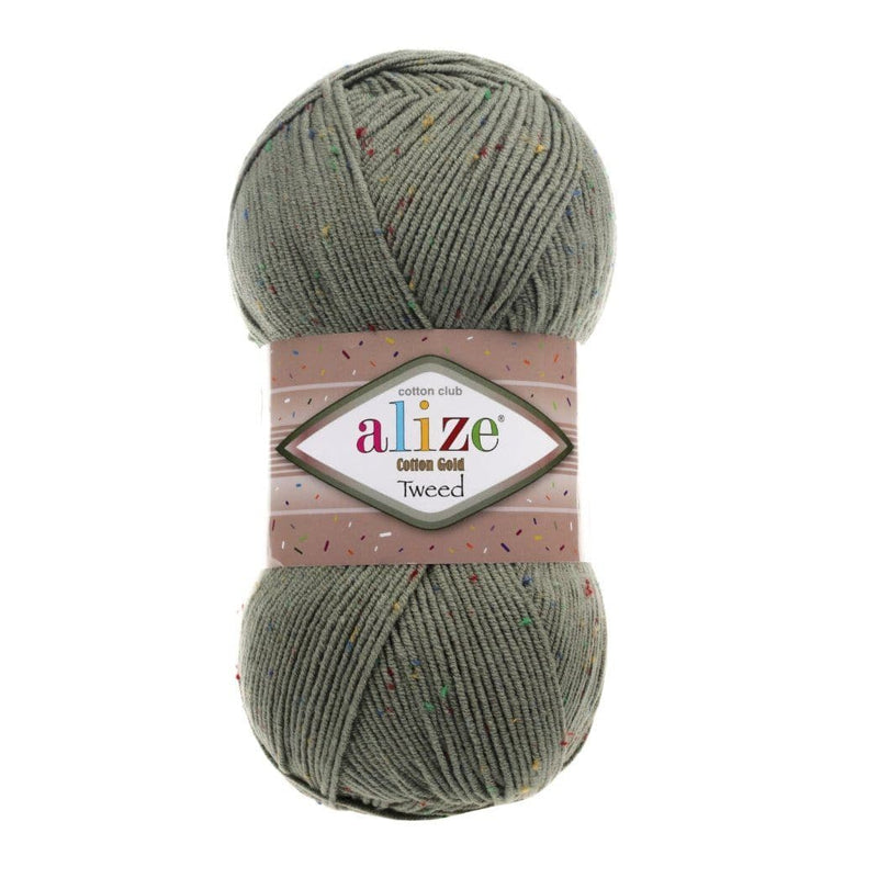 Alize Cotton Gold Tweed Alize Cotton Gold Tweed / Camouflage (372)