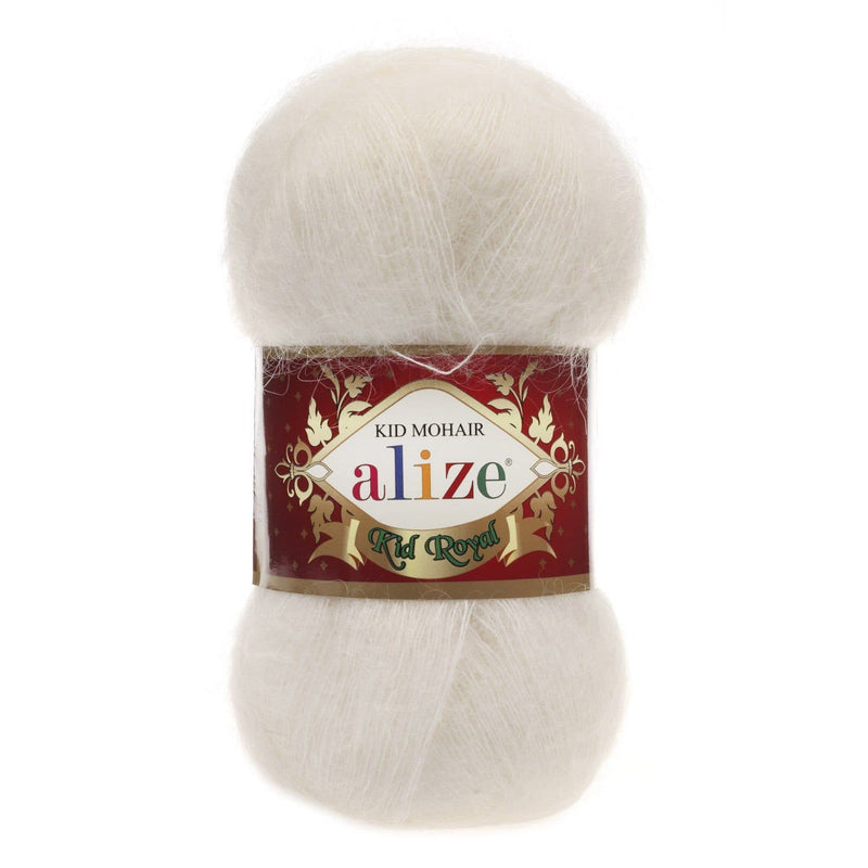 Alize Kid Royal 50 Alize Kid Royal / Cream (62)
