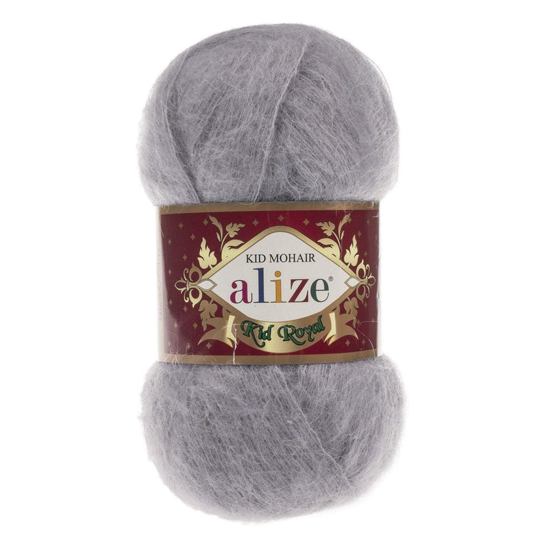 Alize Kid Royal 50 Alize Kid Royal / Grey (52)