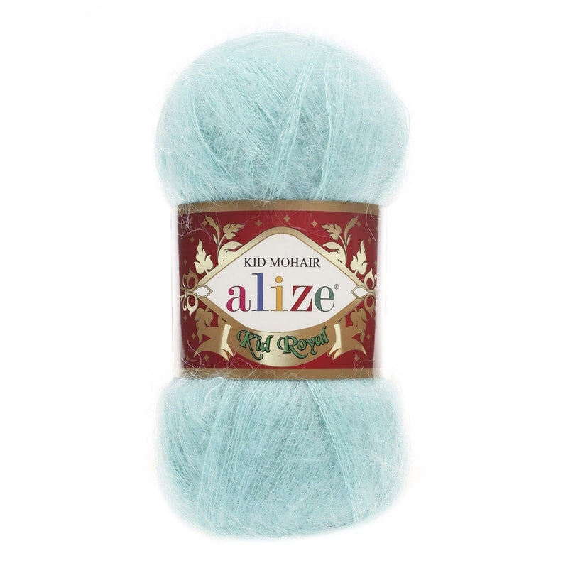Alize Kid Royal 50 Alize Kid Royal / Light Turquoise (669)