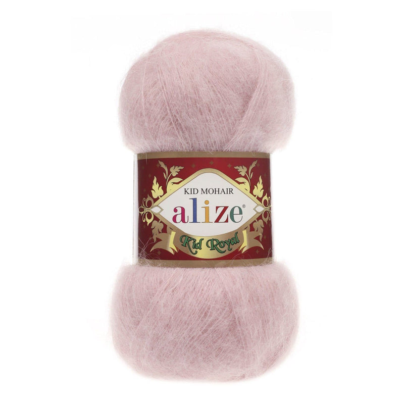 Alize Kid Royal 50 Alize Kid Royal / Powder (161)