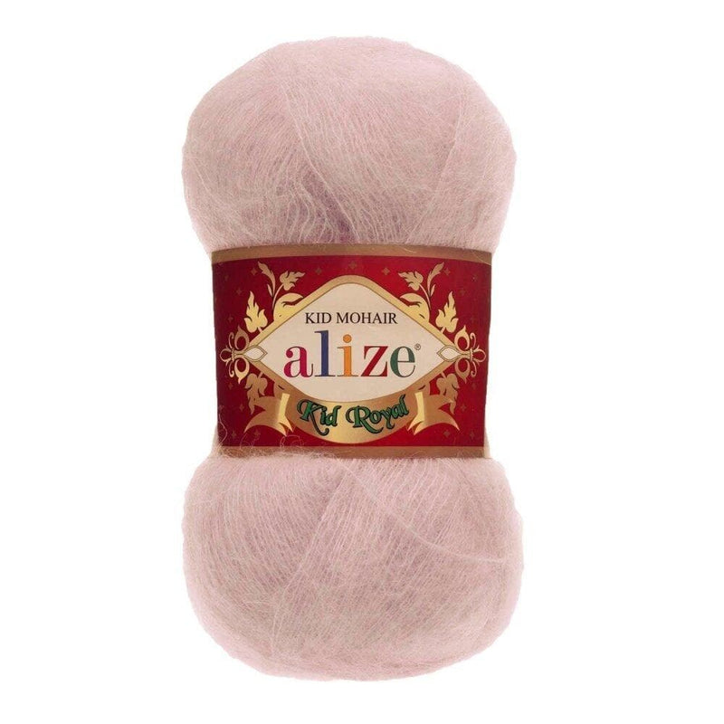 Alize Kid Royal 50 Alize Kid Royal / Powder Lilac (275)
