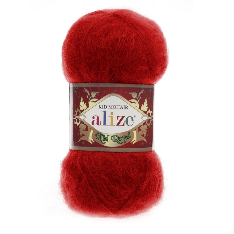 Alize Kid Royal 50 Alize Kid Royal / Red (56)
