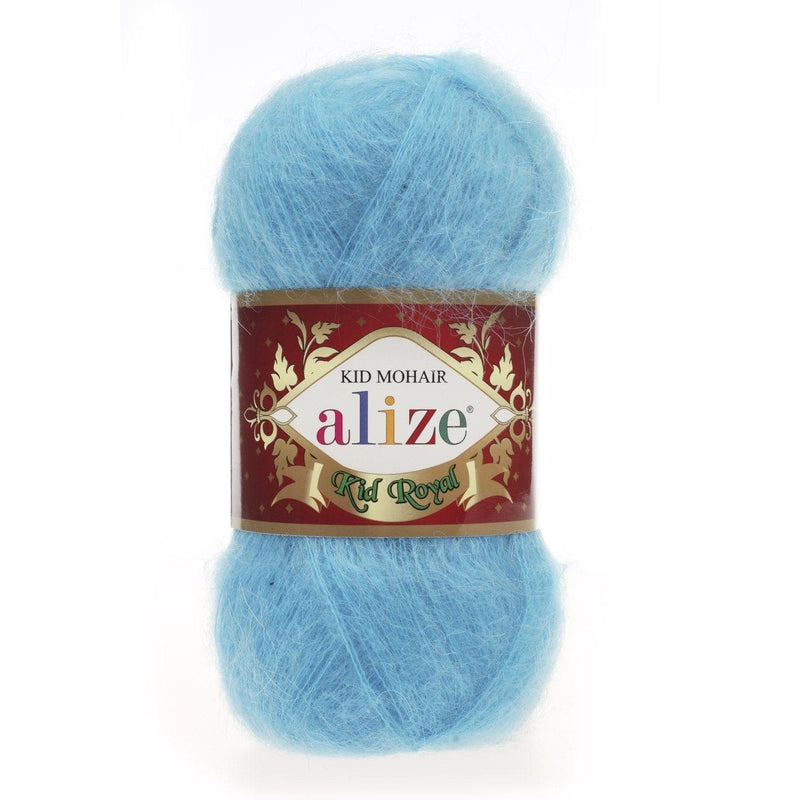 Alize Kid Royal 50 Alize Kid Royal / Turquoise (443)