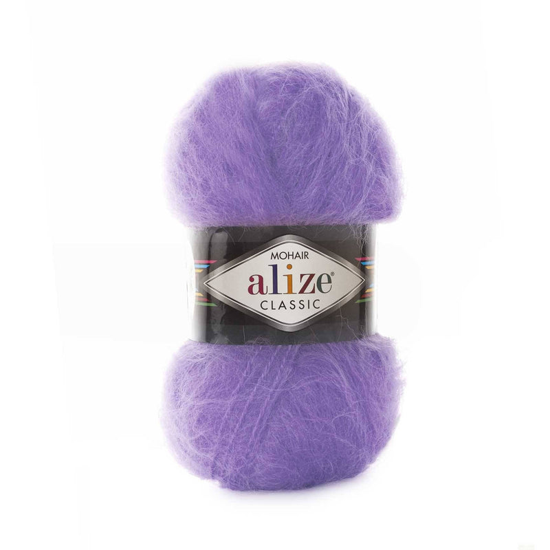 Alize Mohair Classic Alize Mohair / Amethyst (206)