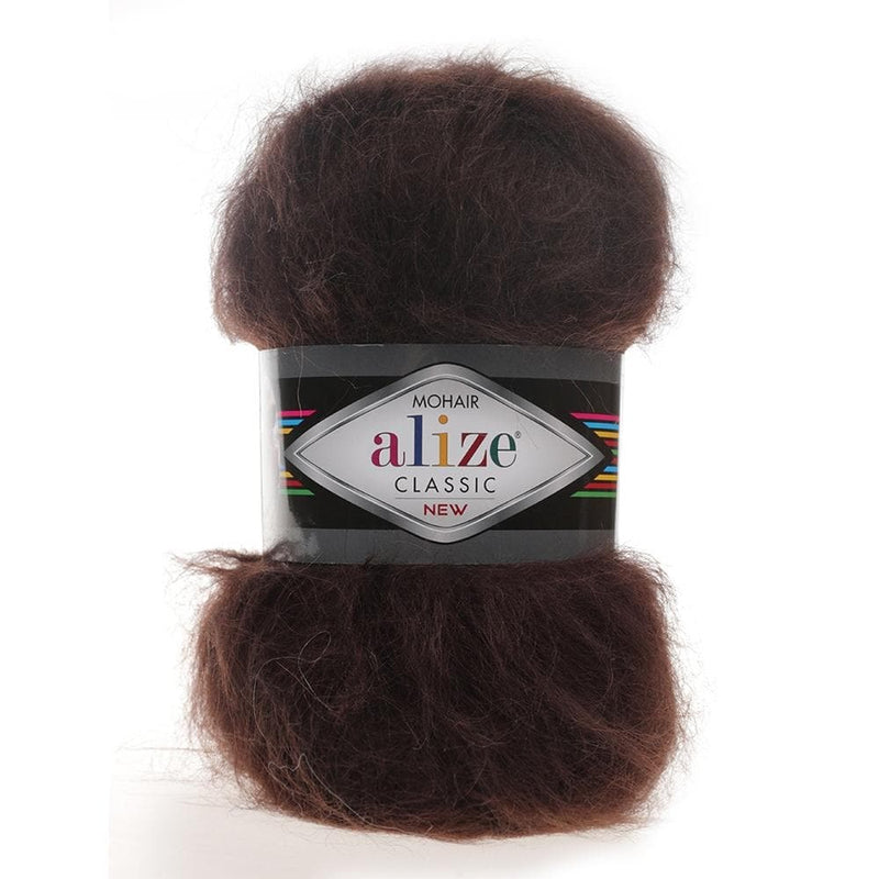 Alize Mohair Classic Alize Mohair / Brown (92)