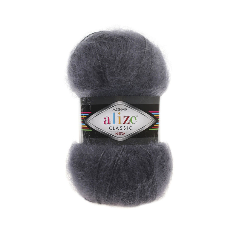 Alize Mohair Classic Alize Mohair / Dark Grey (53)