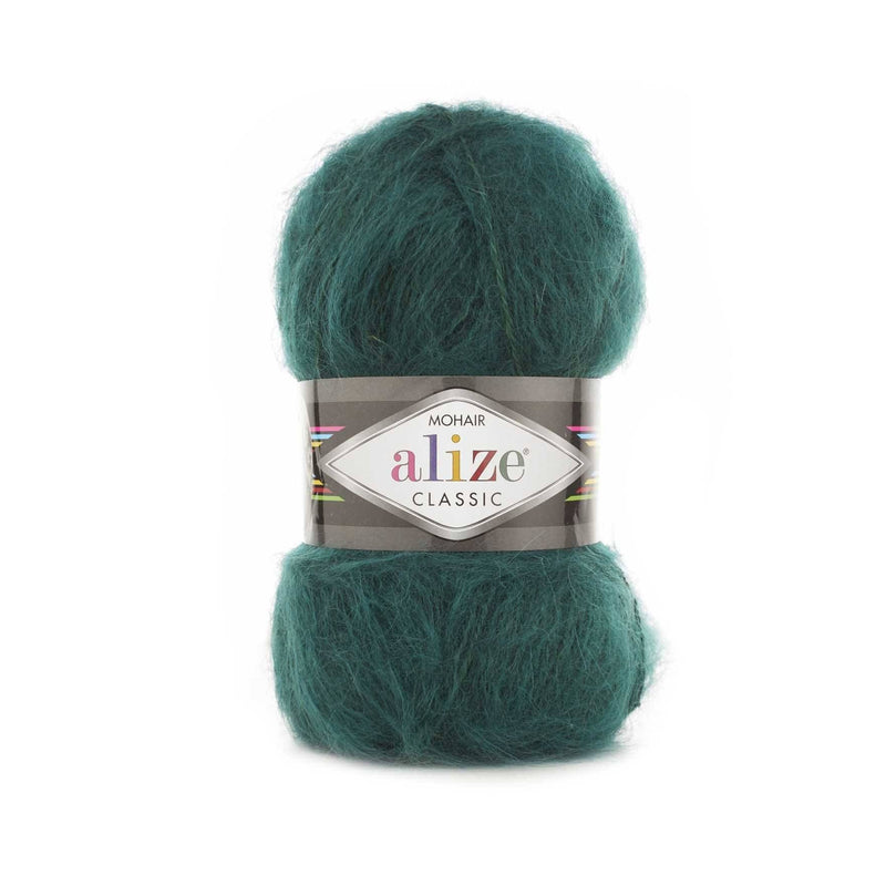 Alize Mohair Classic Alize Mohair / Duck Green (30)