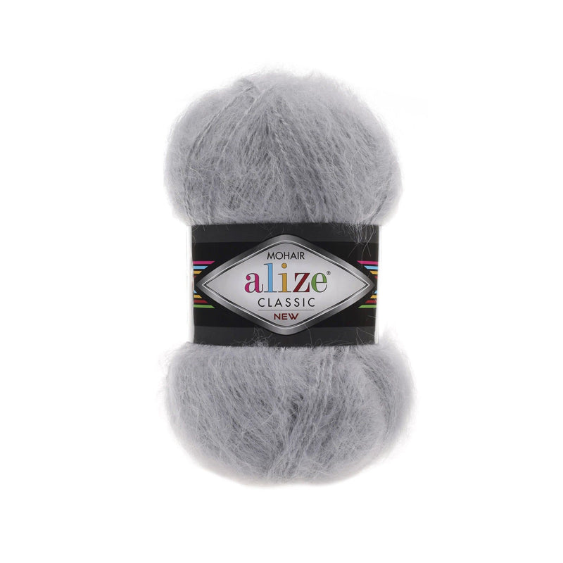 Alize Mohair Classic Alize Mohair / Grey (21)