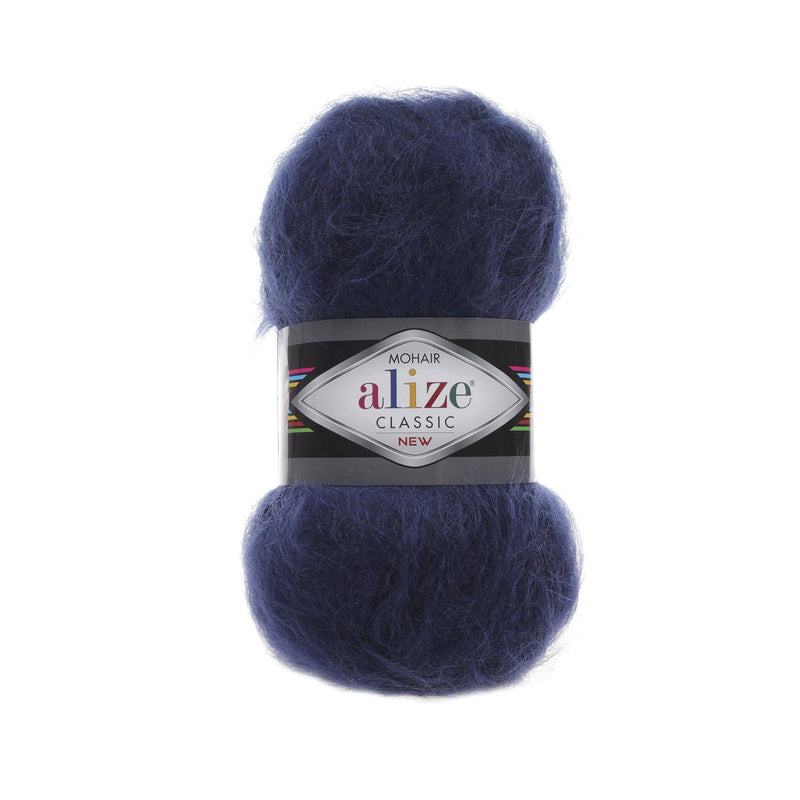 Alize Mohair Classic Alize Mohair / Navy (395)