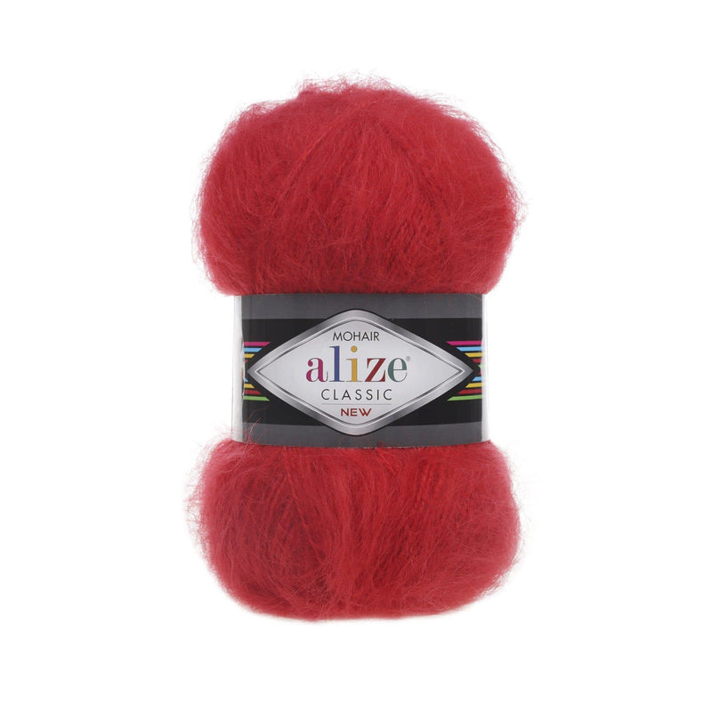 Alize Mohair Classic Alize Mohair / Red (56)