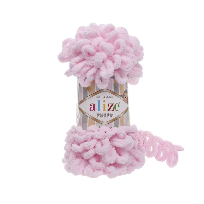 Alize Puffy Alize Puffy / Baby Pink (31)