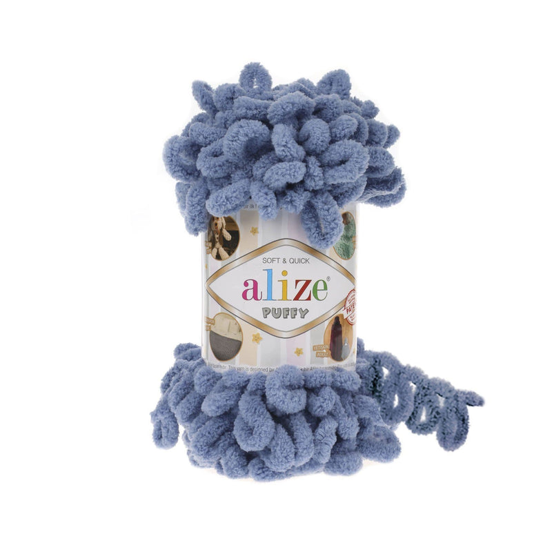 Alize Puffy Alize Puffy / Blue (374)