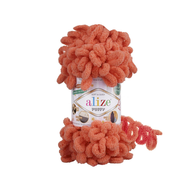 Alize Puffy Alize Puffy / Coral (619)