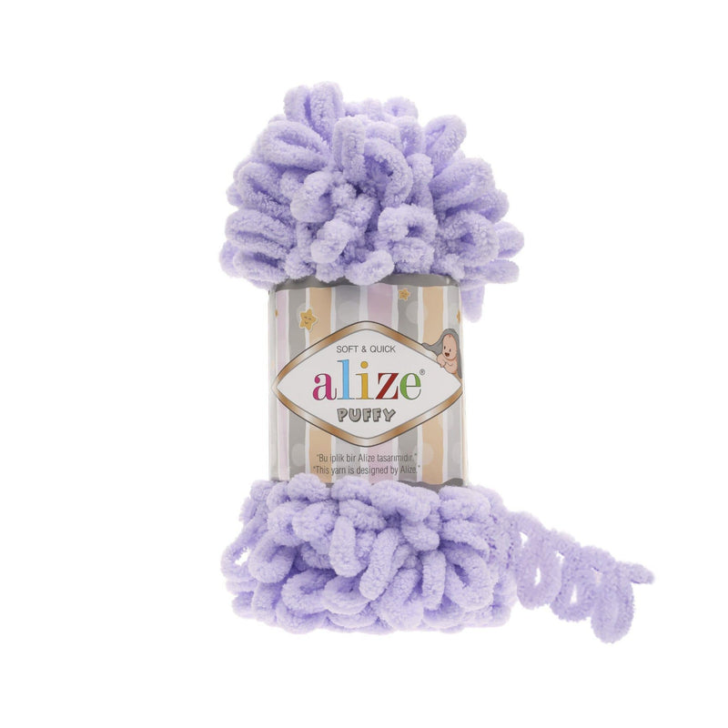 Alize Puffy Alize Puffy / Lavendel (146)