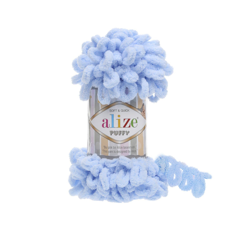 Alize Puffy Alize Puffy / Light Blue (183)