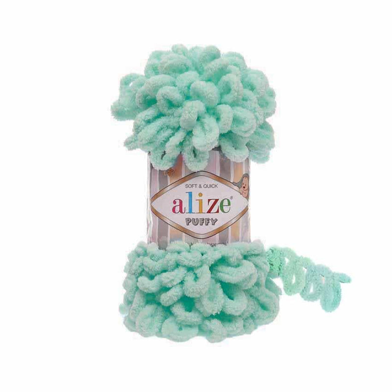 Alize Puffy Alize Puffy / Light Turquoise (19)