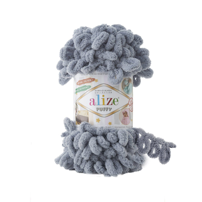 Alize Puffy Alize Puffy / Medium Grey (428)