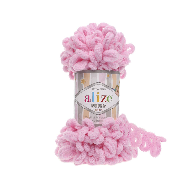 Alize Puffy Alize Puffy / Pink (185)