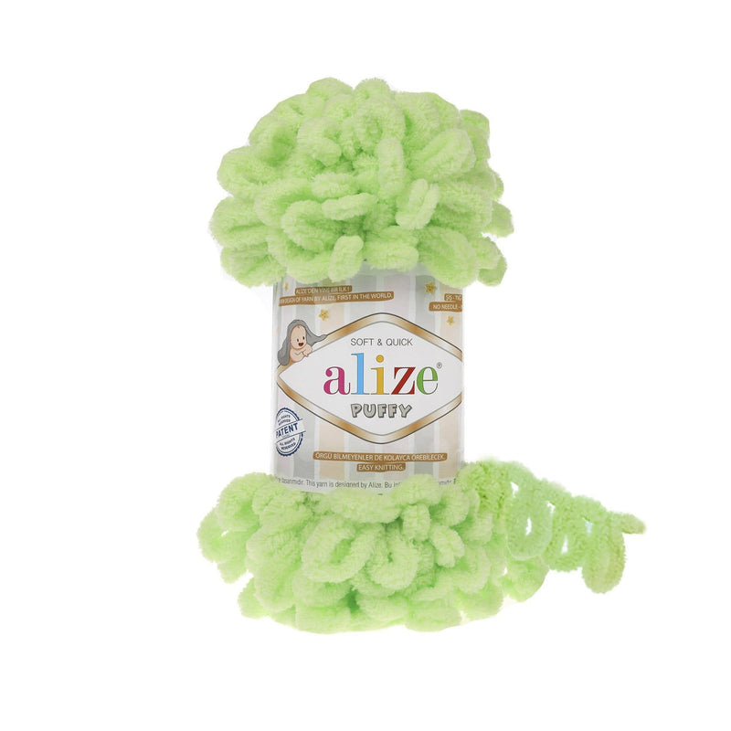 Alize Puffy Alize Puffy / Pistacho (41)