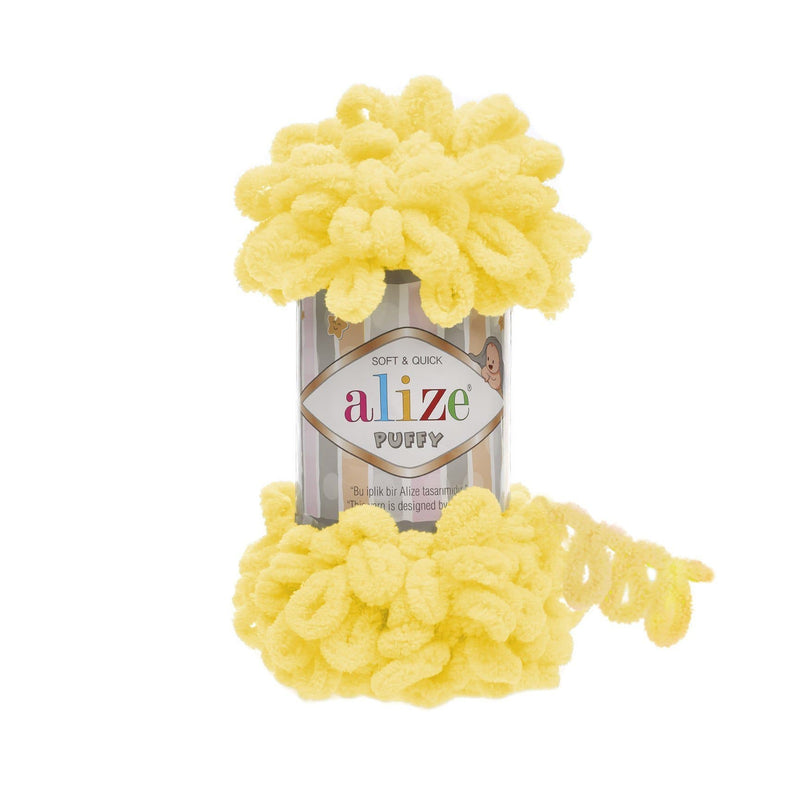 Alize Puffy Alize Puffy / Yellow (216)